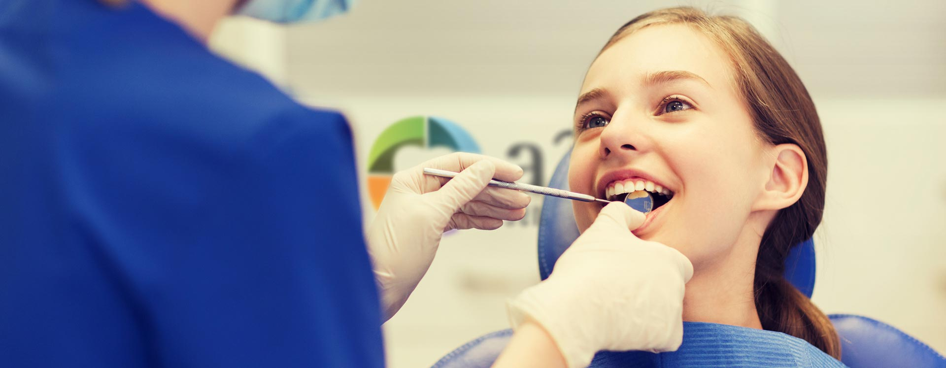 child getting dental treatment in Geraldton Dental Clinic